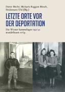 Cover-Bild zu Hecht, Dieter J. (Hrsg.): Letzte Orte