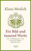 Cover-Bild zu Modick, Klaus: Ein Bild und tausend Worte
