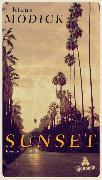 Cover-Bild zu Modick, Klaus: Sunset