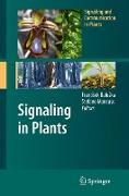 Cover-Bild zu Baluska, Frantisek (Hrsg.): Signaling in Plants