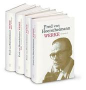 Cover-Bild zu Hoerschelmann, Fred von: Werke