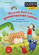 Cover-Bild zu Holthausen, Luise: Duden Leseprofi - Das große Buch zum gemeinsamen Lesen