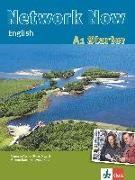 Cover-Bild zu Ramsey, Gaynor: Network Now A1 Starter - Student's Book mit 3 Audio-CDs