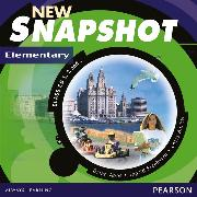 Cover-Bild zu Abbs, Brian: Elementary: New Snapshot Elementary Audio Class CD 1-3 - New Snapshot