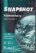 Cover-Bild zu Abbs, Brian: Elementary: Snapshot Elementary Set of 2 Cassettes - Snapshot