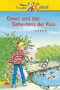 Cover-Bild zu Boehme, Julia: Conni-Erzählbände 8: Conni und das Geheimnis der Kois (eBook)