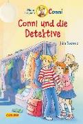 Cover-Bild zu Boehme, Julia: Conni und die Detektive