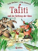 Cover-Bild zu Boehme, Julia: Tafiti und die Rettung der Gnus (Band 16)