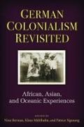 Cover-Bild zu Berman, Nina (Hrsg.): German Colonialism Revisited