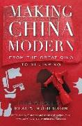 Cover-Bild zu Mühlhahn, Klaus: Making China Modern