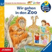 Cover-Bild zu Mennen, Patricia: Wir gehen in den Zoo