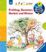 Cover-Bild zu Erne, Andrea: Wieso? Weshalb? Warum? junior: Frühling, Sommer, Herbst und Winter (Schuber)