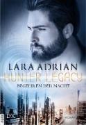 Cover-Bild zu Adrian, Lara: Hunter Legacy - Begehren der Nacht (eBook)