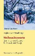Cover-Bild zu Macht, Siegfried (Beitr.): Weihnachtsworte (eBook)