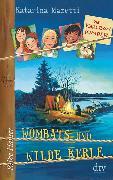 Cover-Bild zu Mazetti, Katarina: Die Karlsson-Kinder (2), Wombats und wilde Kerle