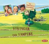Cover-Bild zu Mazetti, Katarina: Die Karlsson-Kinder - Teil 3: Wikinger und Vampire