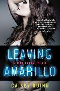 Cover-Bild zu Quinn, Caisey: Leaving Amarillo