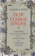 Cover-Bild zu Quinn, William A.: Olde Clerkis Speche