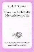 Cover-Bild zu Steiner, Rudolf: Die Kunst im Lichte der Mysterienweisheit