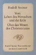 Cover-Bild zu Steiner, Rudolf: Vom Leben des Menschen und der Erde