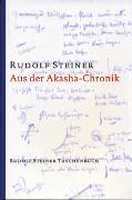 Cover-Bild zu Steiner, Rudolf: Aus der Akasha-Chronik