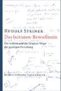Cover-Bild zu Steiner, Rudolf: Das Initiaten-Bewusstsein