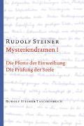 Cover-Bild zu Steiner, Rudolf: Mysteriendramen I