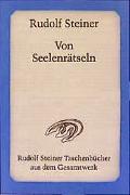 Cover-Bild zu Steiner, Rudolf: Von Seelenrätseln