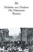 Cover-Bild zu Doderer, Heimito von: Die Dämonen