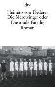 Cover-Bild zu Doderer, Heimito von: Die Merowinger oder Die totale Familie