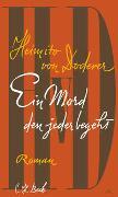 Cover-Bild zu Doderer, Heimito von: Ein Mord den jeder begeht