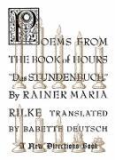 Cover-Bild zu Rilke, Rainer Maria: Poems from the Book of Hours (eBook)