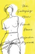 Cover-Bild zu Pizarnik, Alejandra: The Galloping Hour: French Poems (eBook)