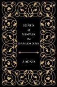 Cover-Bild zu Adonis: Songs of Mihyar the Damascene (eBook)