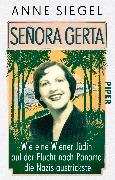 Cover-Bild zu Siegel, Anne: Señora Gerta