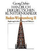 Cover-Bild zu Dehio, Georg: Baden-Württemberg 2. Handbuch der deutschen Kunstdenkmäler