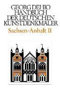 Cover-Bild zu Dehio, Georg: Sachsen-Anhalt 2. Regierungsbezirke Dessau und Halle