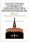 Cover-Bild zu Cremer, Folkhard (Überarb.): Handbuch der deutschen Kunstdenkmäler. Hessen 1