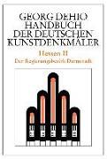 Cover-Bild zu Dehio, Georg: Hessen 2. Handbuch der Deutschen Kunstdenkmäler