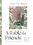 Cover-Bild zu McAlpine, Skye: A Table for Friends