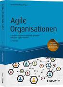 Cover-Bild zu Häusling, André (Hrsg.): Agile Organisationen