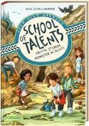Cover-Bild zu Schellhammer, Silke: School of Talents 3: Dritte Stunde: Monster in Sicht!