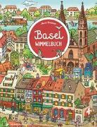 Cover-Bild zu Brüchler, Mirco (Illustr.): Basel Wimmelbuch