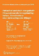 Cover-Bild zu Oswald, Martin (Hrsg.): Aachener Bausachverständigentage 2018 (eBook)