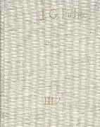 Cover-Bild zu Fichte, Johann Gottlieb: Johann Gottlieb Fichte: Gesamtausgabe / Reihe III: Briefe. Band 7: Briefe 1810-1812 (eBook)
