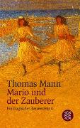 Cover-Bild zu Mann, Thomas: Mario und der Zauberer