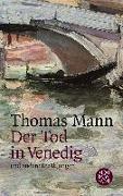 Cover-Bild zu Mann, Thomas: Der Tod in Venedig und andere Erzählungen