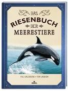 Cover-Bild zu Jackson, Tom: Das Riesenbuch der Meerestiere