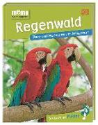 Cover-Bild zu Jackson, Tom: memo Wissen entdecken. Regenwald