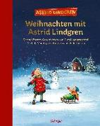 Cover-Bild zu Lindgren, Astrid: Weihnachten mit Astrid Lindgren